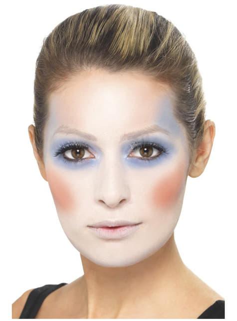 Zestaw make up pajac