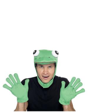 Sada doplňků žába