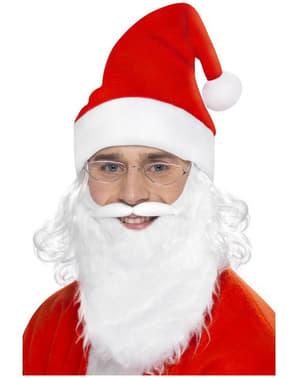 Zestaw rzeczy świętego Mikołaja