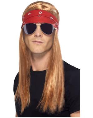 Zestaw rockmana z lat 90