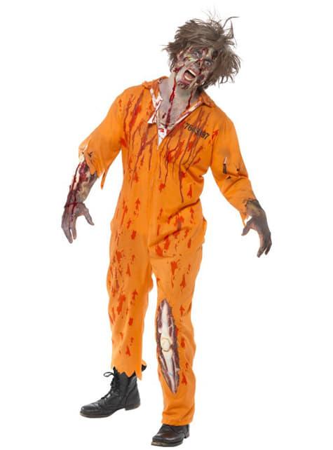 Set de zombie de látex - original