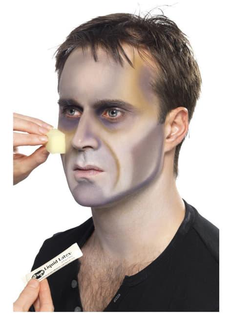 Set de zombie de látex - Halloween