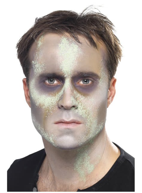 Set de zombie de látex - Carnaval