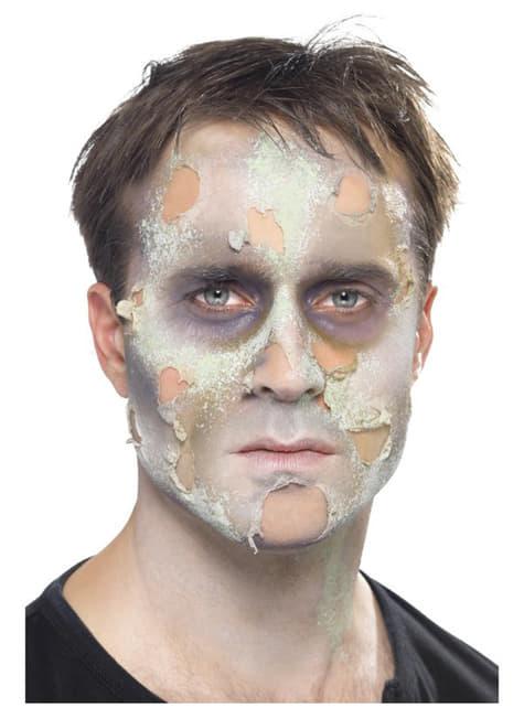 Set de zombie de látex - para niños y adultos
