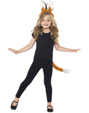 Fuchs Kostüm Kit für Kinder