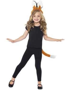 Set med räv för barn
