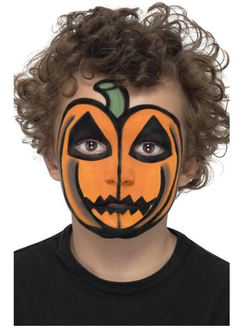 Halloween-kasvomaalisetti