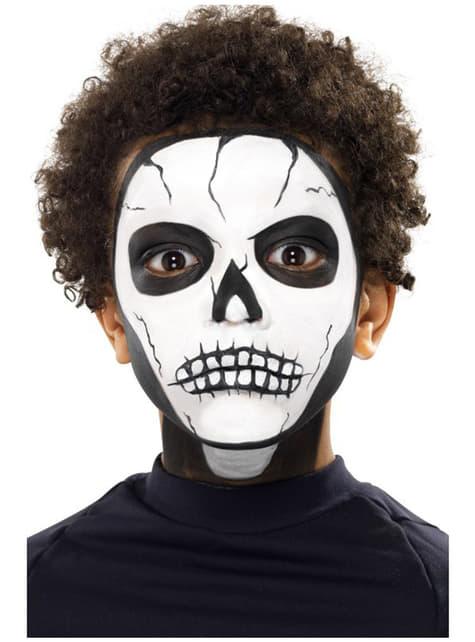 Make-upset Halloween