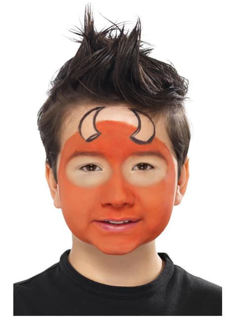 Aqua Halloween Makeup Sett