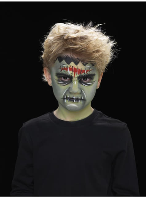 Zestaw make up wodny halloween