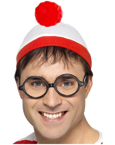Kit de ¿Dónde está Wally?