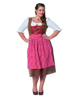 Costum de hangiță pentru femeie