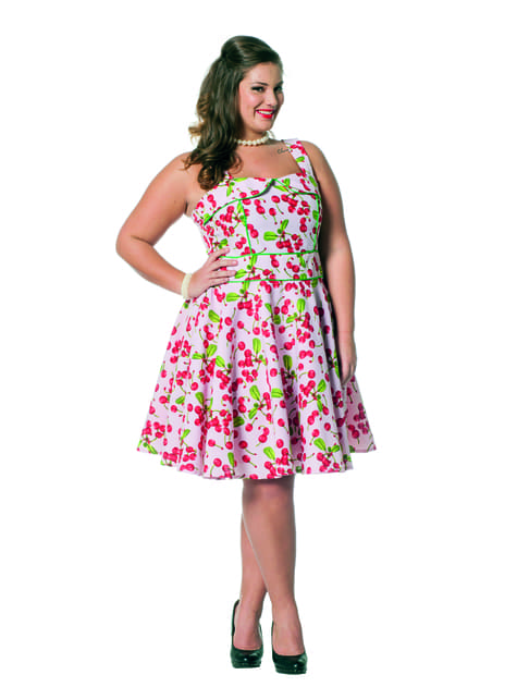 40's Rock and Roll costume for women