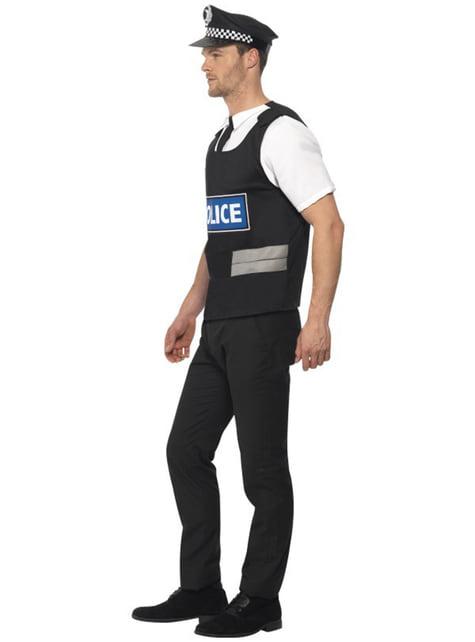 Kit de polícia para adulto