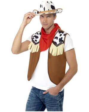 Wilder Westen Kostüm für Herren