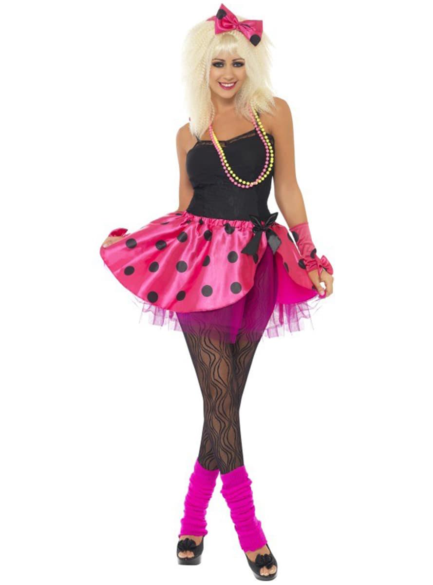 kit tut rosa para mujer have fun funidelia. Black Bedroom Furniture Sets. Home Design Ideas