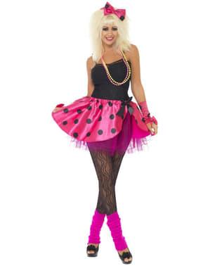 Kit tutú rosa para mujer