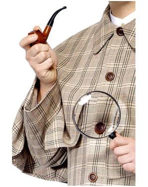 Conjunto de Sherlock Holmes para adulto