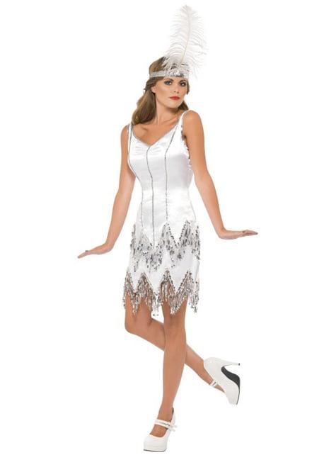 Disfraz de joven deslumbrante Fever - mujer