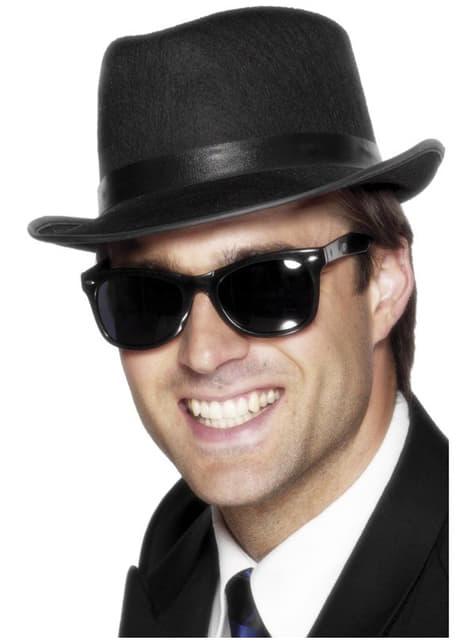 שנות ה -50 סגנון משקפיים לגברים