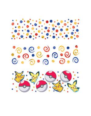 Pikachu Pokemon konfetti