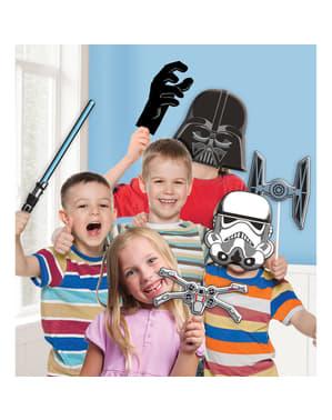 Tilbehørs sæt med Star Wars photocall