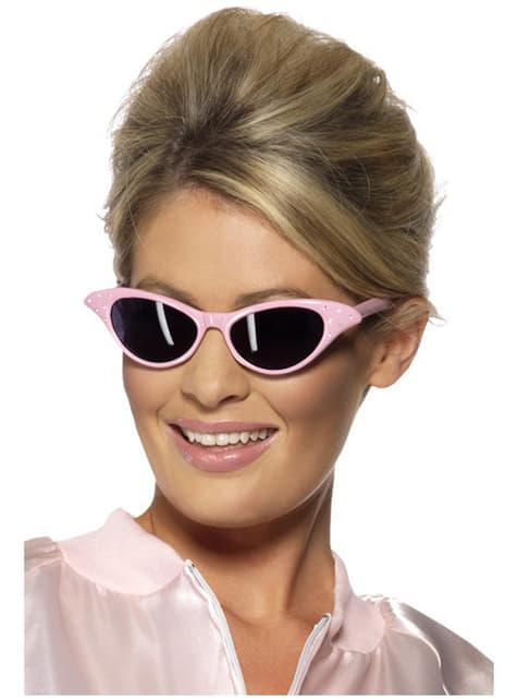 Rock'n Roll Solglasögon Rosa