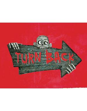 Plakat na ścianę Turn Back