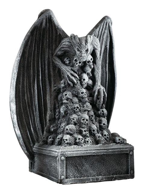 Figura decorativa torre de los muertos