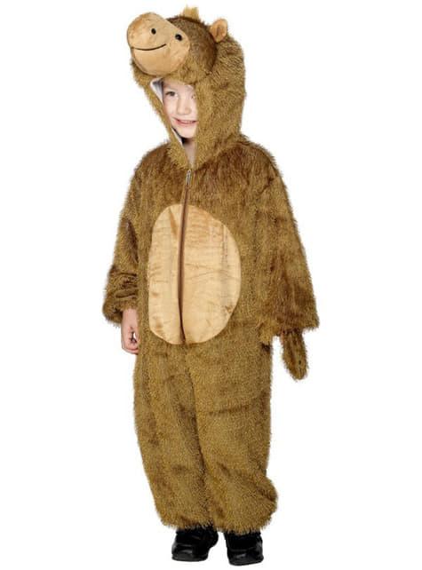Camel Toddler Costume