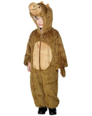 Costume cammello da bambini
