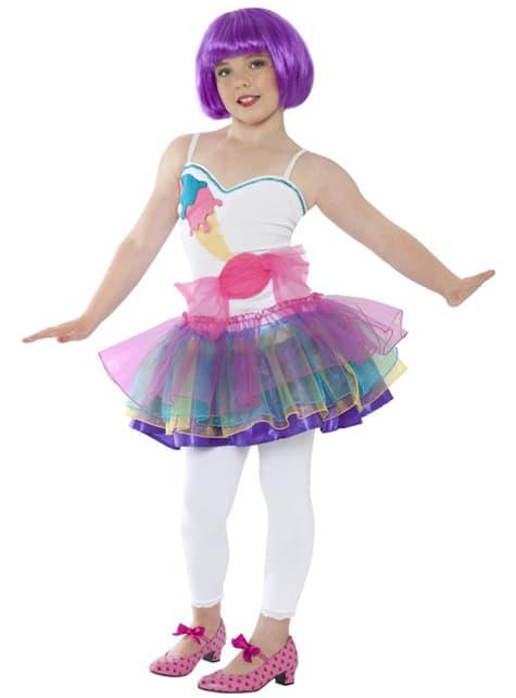 Costum bomboană pentru fată