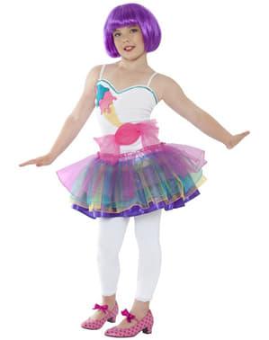 Kostium cukierek dla dziewczynki
