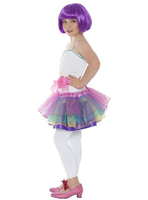 Ζαχαροπλαστική γλυκιά ως παιδική φορεσιά