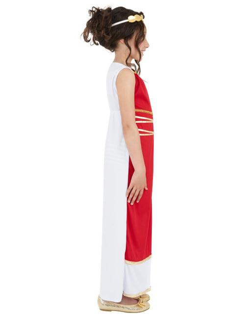 Disfraz de griega clásica para niña - original