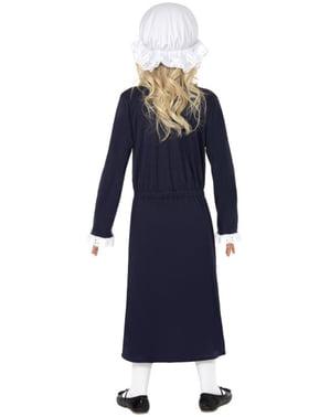 Costum de fată umilă victoriană pentru fete