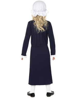 Poor Victorian Child Costume for Girls