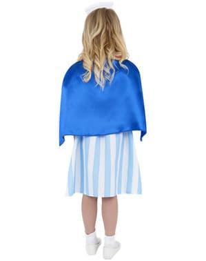 Kostium pielęgniarka vintage dla dziewczynki