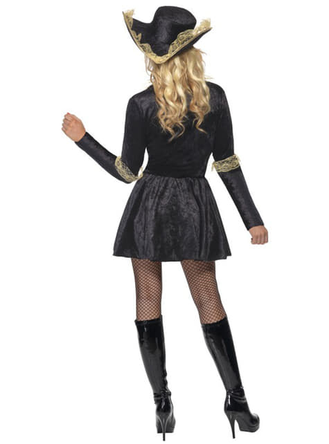 Sexy Swashbuckler Fever Adult Costume