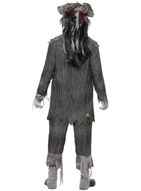 Ghost Ship Evil Spirit Adult Costume