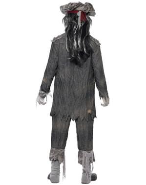 Kostým pro dospělé přízrak z lodi duchů