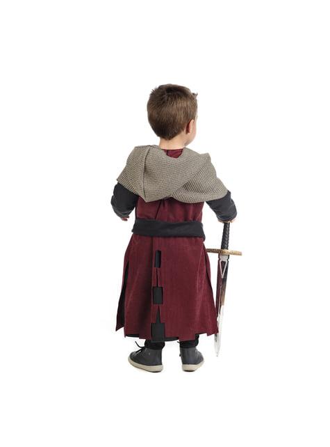 Disfraz de medieval Gastón para bebé - bebe