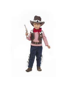 Disfraz de vaquero para bebé ... da18d009015