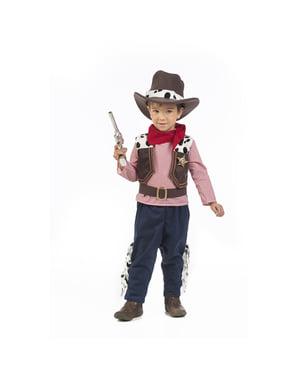Cowboy kostyme til baby