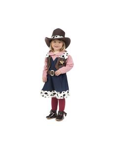 abe0578c3 Disfraz de vaquera elegante para bebé Disfraz de vaquera elegante para bebé