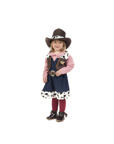 Elegant Cowgirl Costume For Babies Elegant Cowgirl Costume For Babies