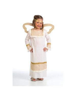 Maskeraddräkt ängel för bebis