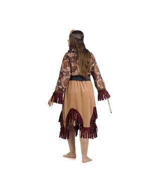 Costume da indiana deluxe per donna