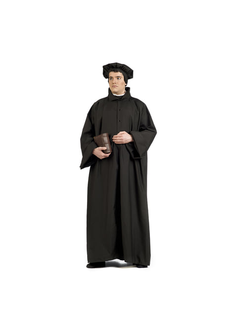 Luther costume for men