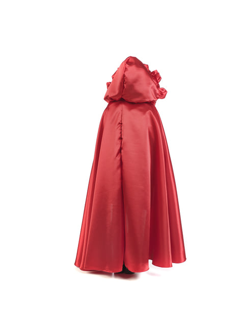 The Little Red Riding Hood cape for women for girls